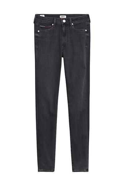 Kadın Denim Jeans Sylvıa Hr Super Skny Ankle Brbk DW0DW08394