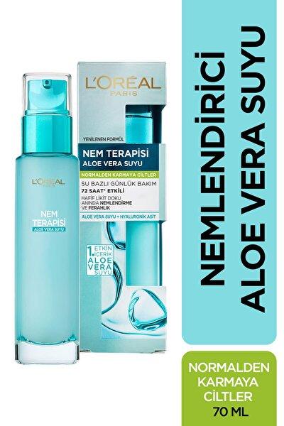 L'Oréal Paris Nem Terapisi Aloe Vera Suyu Normalden Karmaya Ciltler - 3600523424894
