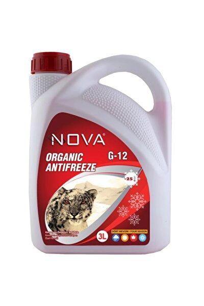 -25 Derece Organik Kırmızı Antifriz 3 lt