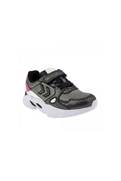 Çocuk Siyah York Shiny Jr Günlük Spor Ayakkabı