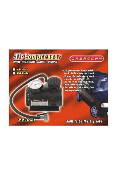Hava Kompresörü 250 Psi 22041