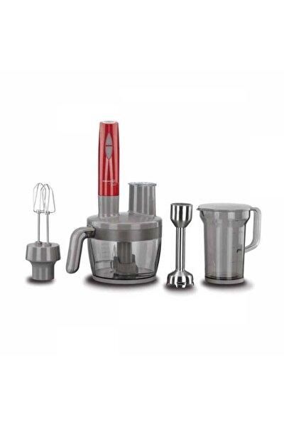 Vertex Multi Kırmızı Blender Set A455-01