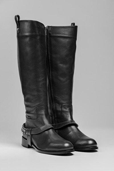 Kadın Siyah Ayakkabı 0142