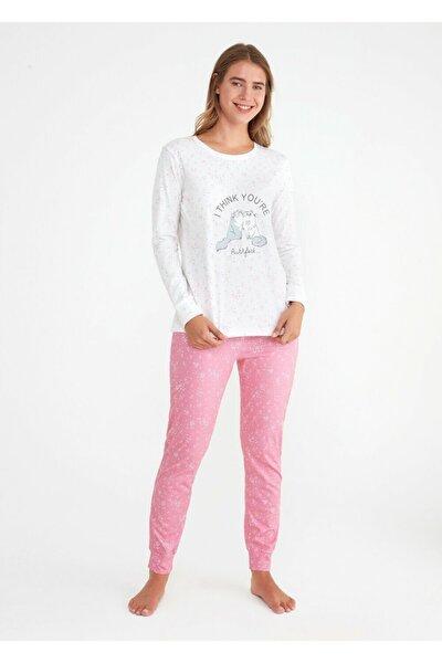 Kadın Mor Bella Spor Pijama Takımı