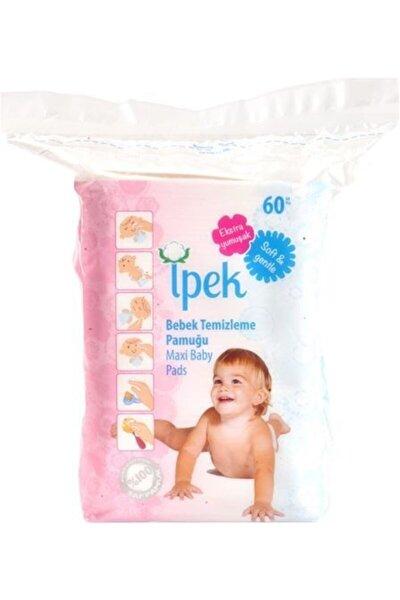 Hidrofil Maxi Bebek Pedi 60'lı Temizleme Pamuğu