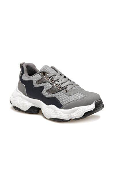 SABRINA W Gri Kadın Sneaker Ayakkabı 100578068