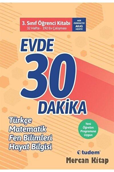 3.sınıf Evde 30 Dakika Öğrenci Kitabı