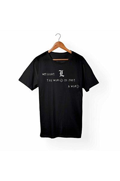Death Note Siyah Tişört