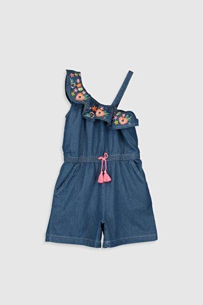Kız Çocuk Orta Rodeo H45 Jeans