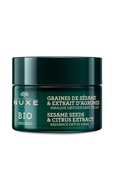 Bio Organic Aydınlatıcı Detoks Maske 50 Ml