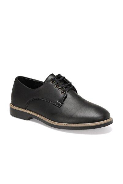 2020.166 Siyah Erkek Klasik Ayakkabı 100571926