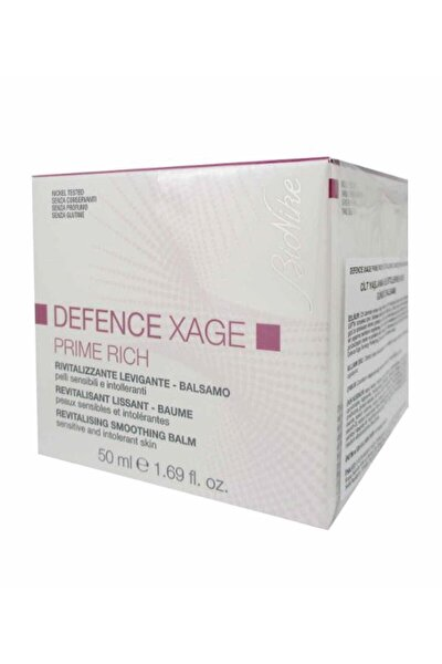 Defence Xage Prime Rich Balm 50 Ml 8029041112154