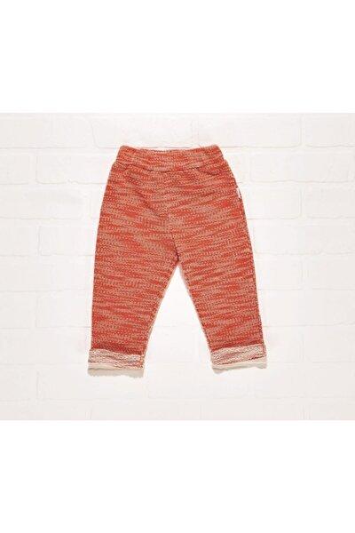 Kız Bebek Turuncu Neon Pantolon WK18AW2163