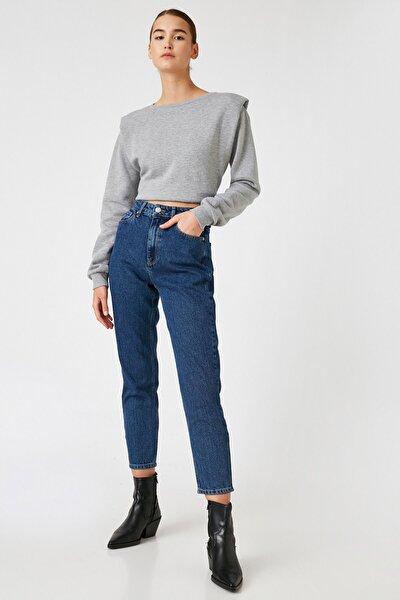 Kadın Mıd Indıgo Jeans 1KAK47091MD