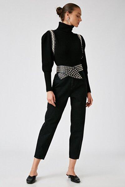 Siyah Kadın Jeans 1KAK47587MD