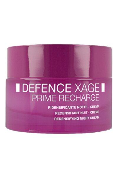 Defence Xage Prime Recharge Kırışıklık Karşıtı Gece Kremi 50ml