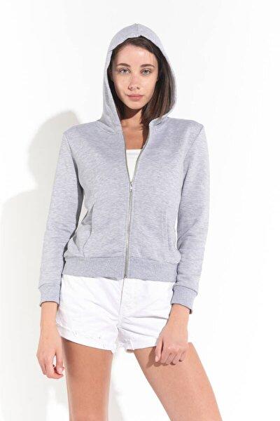 Kapüşonlu Cepli Sweatshirt (zck0172)