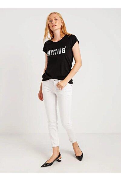 Kadın Logo Baskılı Tshirt