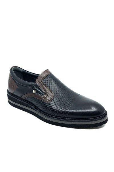 Erkek Siyah Klasik  Eva  Ayakkabı  43