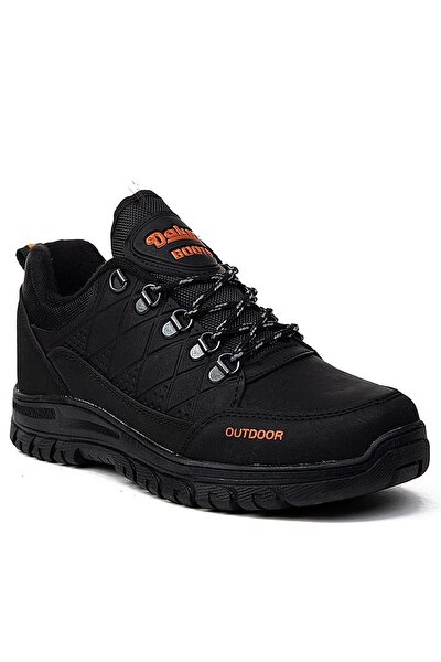 Siyah Erkek Trekking Ayakkabı Dkrs114
