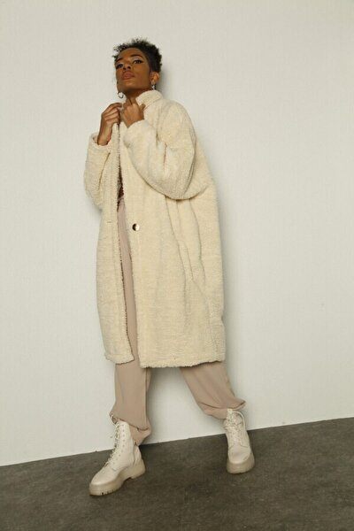 Kadın Bej Ceket