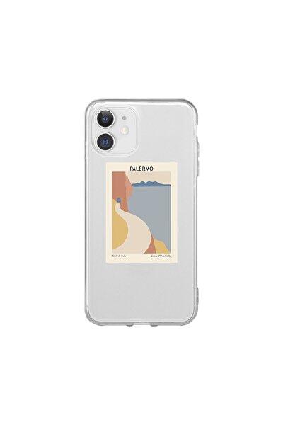 Iphone11 Palermo Italya Tasarımlı Telefon Kılıfı