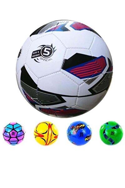 Futbol Topu Makina Dikişli 5 No 220 gr