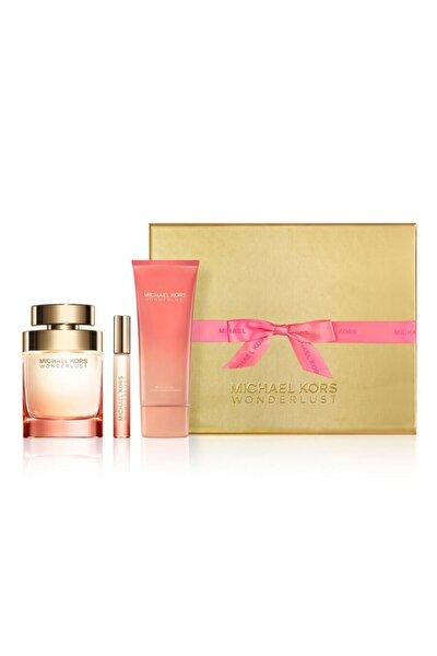 Wonderlust Edp 100 Ml Kadın Parfüm Set