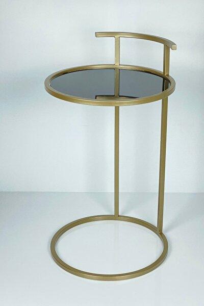 Yan Sehpa Çap - 40 ( Y ) - 60 Renk Gold