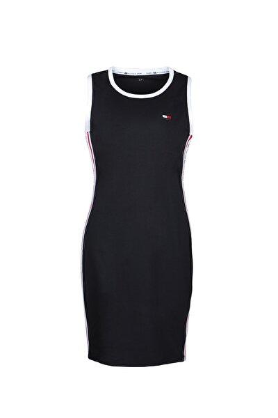 Kadın Siyah Tommy Hılfıger Elbise Tp98095z-blk