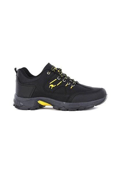 Unisex Siyah Trekking Kışlık Ayakkabı