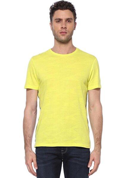 Erkek Sarı Tshırt 1074814