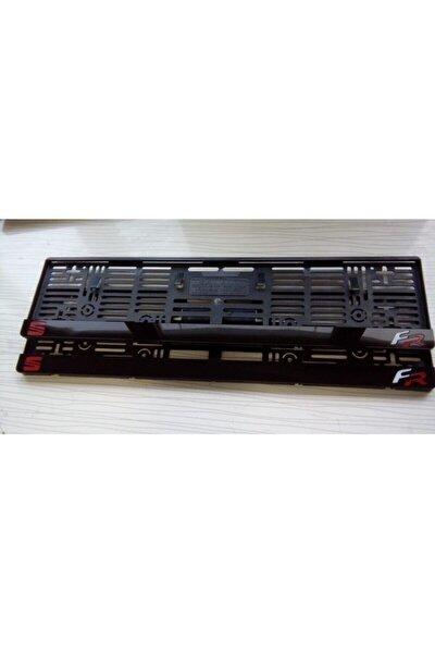 Seat Fr Yazılı Takmatik Lazer Kesim Pleksi Plakalık
