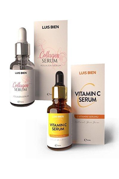 C Vitamini + Kolajen Serum 2'li Set