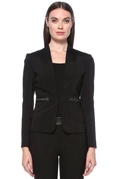 Kadın Siyah Ceket 1076380