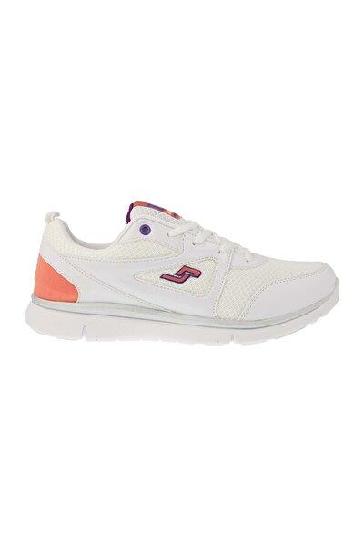 Unisex Beyaz Spor Ayakkabı 21163