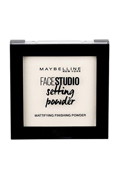 New York Pudra - Face Studio Setting Powder 009 Ivory