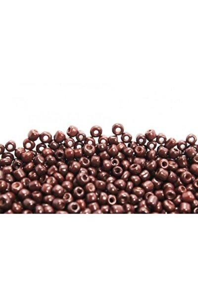 50 Gram Kahverengi Kum Boncuk 3mm