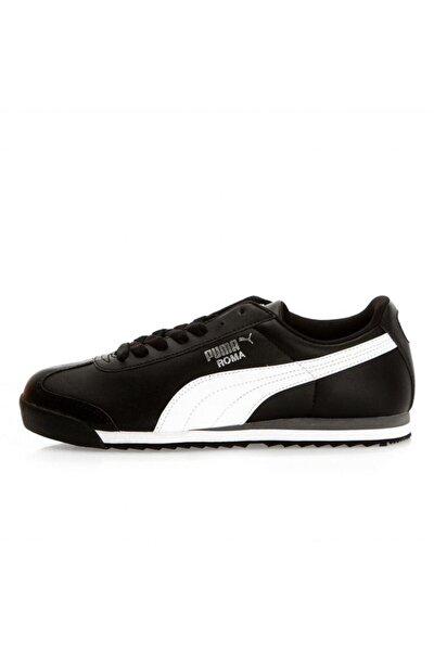 Erkek Siyah Spor Ayakkabı 35357211