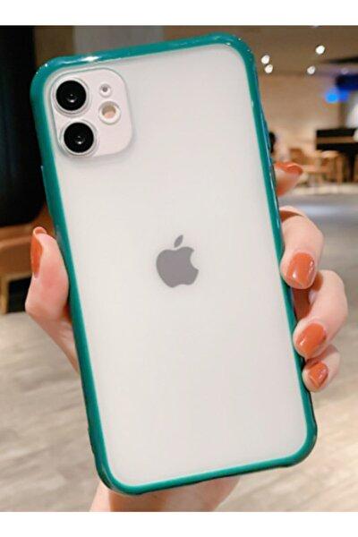 Apple Iphone 11 Darbeye Dayanıklı Şeffaf Silikon Kılıf