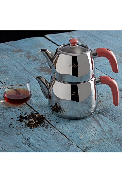 Galya Çaydanlık Takımı Somon