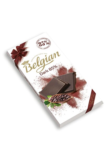 %85 Bitter Belçika Çikolatası 100g
