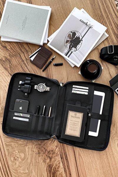Macbook Pro 13 Inch Organizer & Laptop Çantası - Siyah