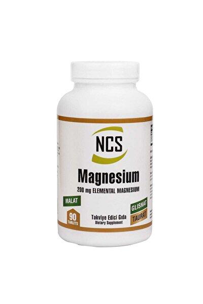 Magnesium Malat Taurat Glisinat 90 Tablet