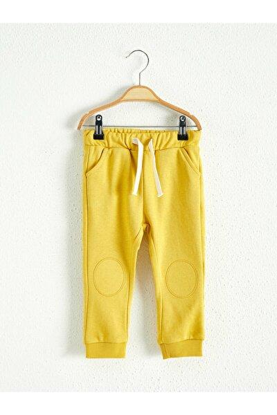 Erkek Çocuk Sarı Eşofman Altı