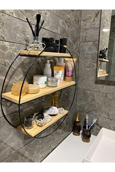 Banyo-lavabo-mutfak Düzenleyici-organizer ,kitaplık ,makyaj Rafı-ev Hediyesi-metal