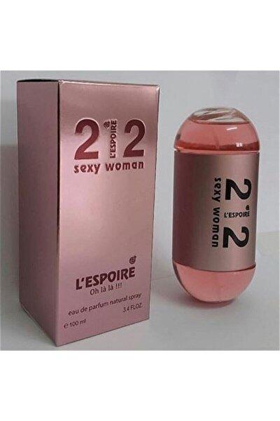212 Sexy Woman Edt 100 Ml Kadın Parfüm