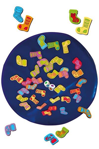 Renkli Çoraplar Kutu Oyunu