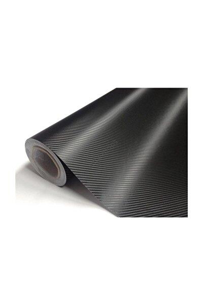 Karbon Fiber Folyo 300*127 Cm Siyah Tam 3 Metre