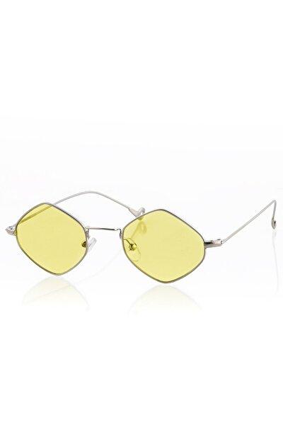 Mp20mp671r017 Sarı Uv 400 Kadın Güneş Gözlüğü